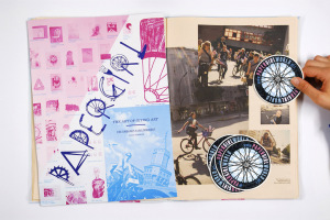 Papergirl Publication + Stickers