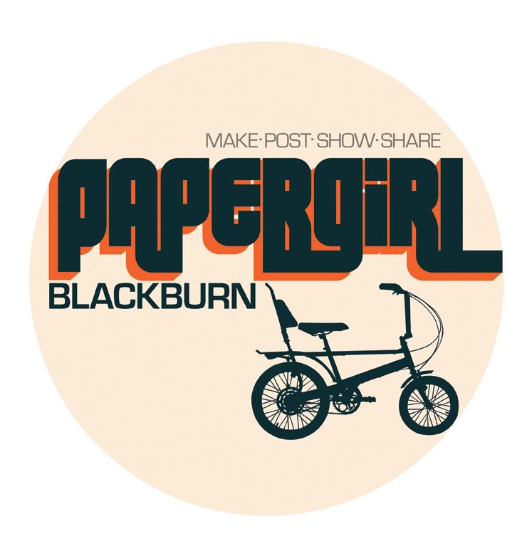 Papergirl Blackburn