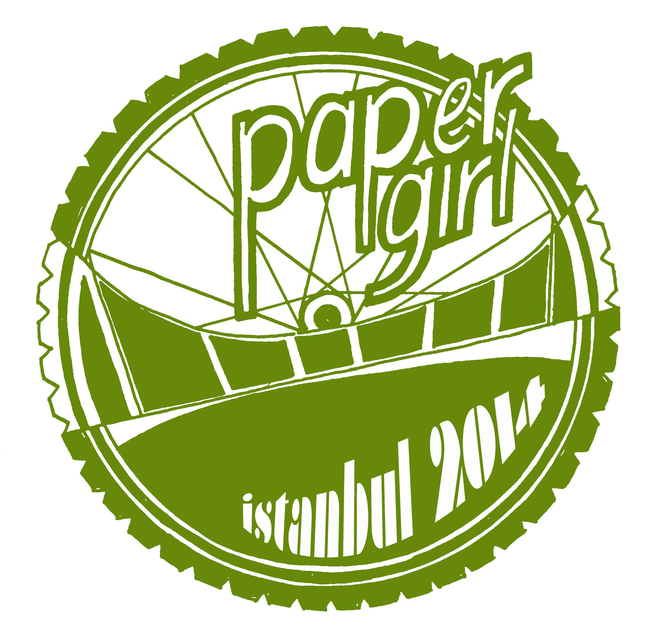 Papergirl Istanbul