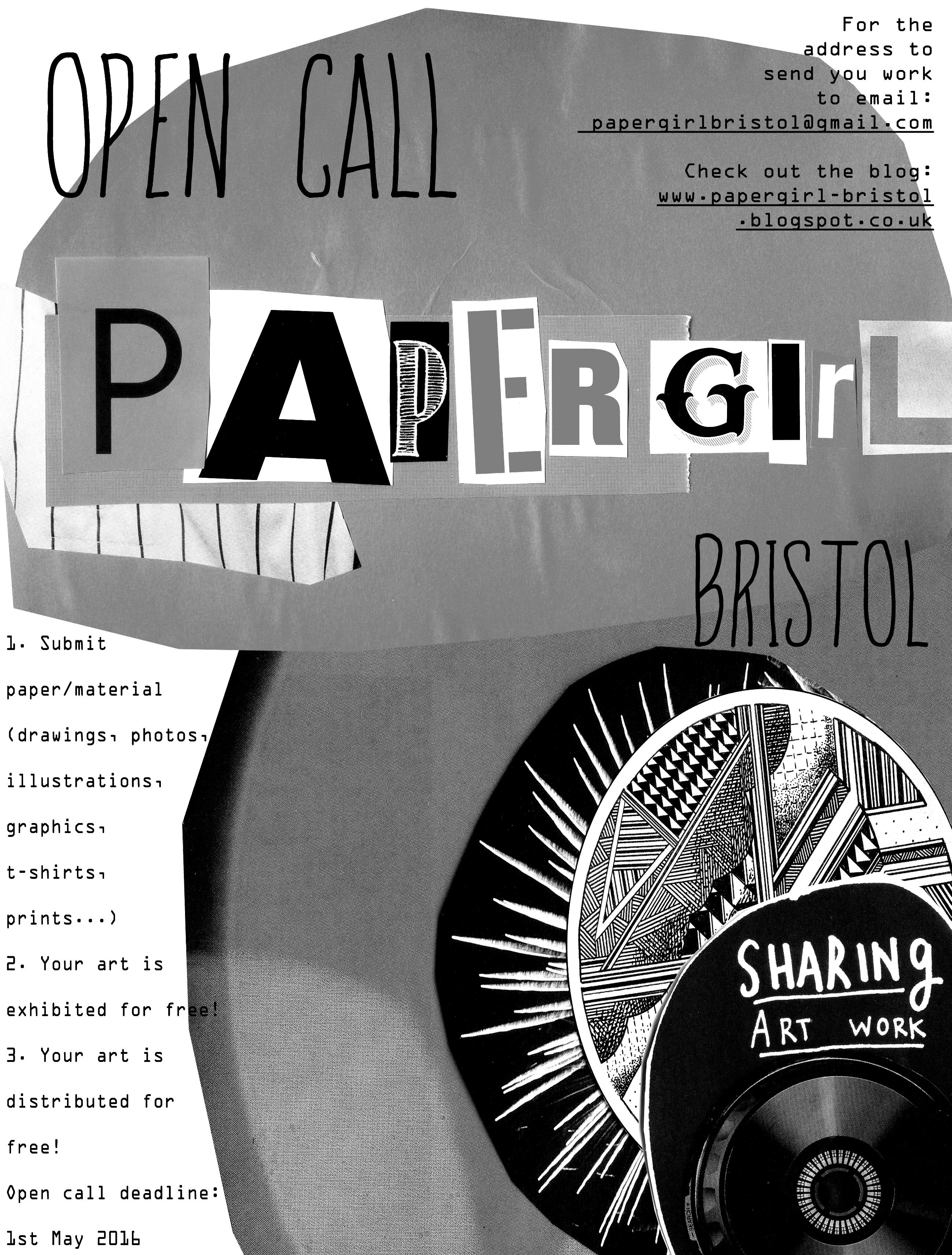 Papergirl Bristol
