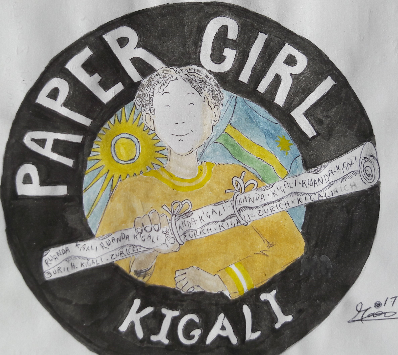 Papergirl Kigali